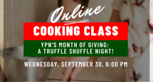 YPN's Month of Giving: A Truffle Shuffle Night!