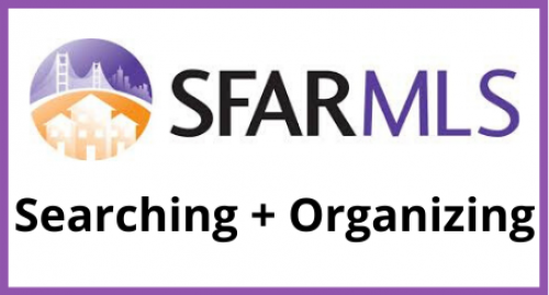 SFARMLS: Searching + Organizing