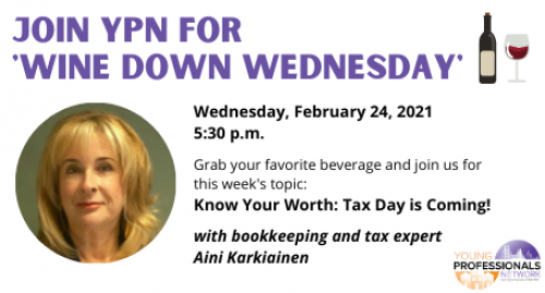 YPN Wine Down Wednesday